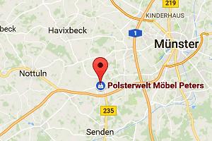 Polsterwelt Möbel Peters Bahnhofstr. 66 – 78 48308 Senden-Bösensell