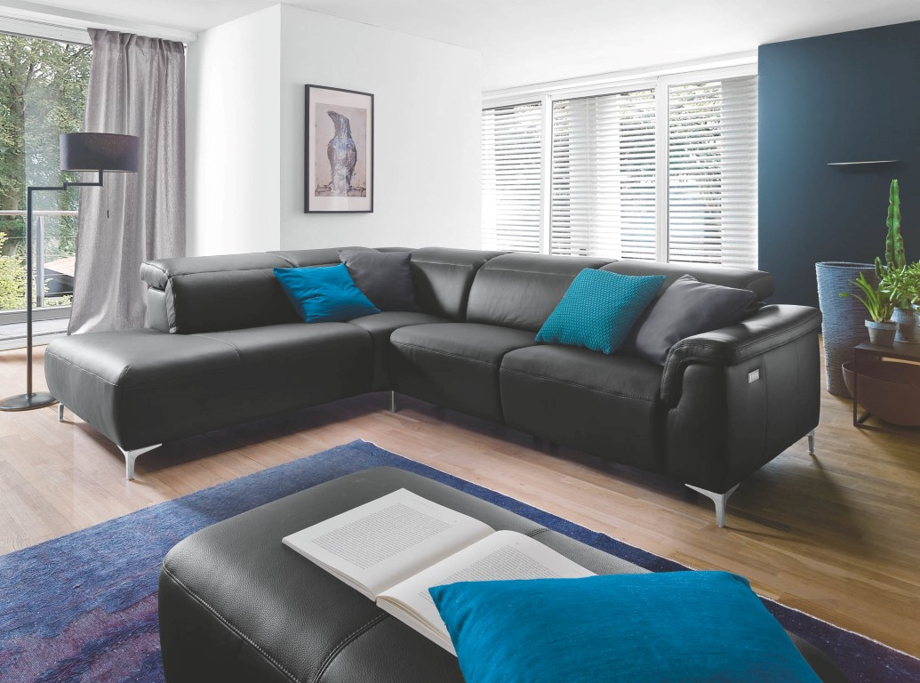 Innenarchitektur Polstergarnitur Mit Relaxfunktion Ideen Von Ein Wohnlandschaft Relaxfunktion, Welches Höchsten Komfort Und